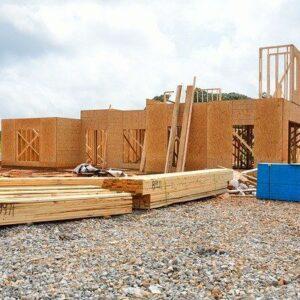 Bois de construction, panneaux