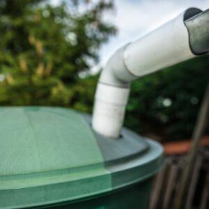 Récupération des eaux pluviales